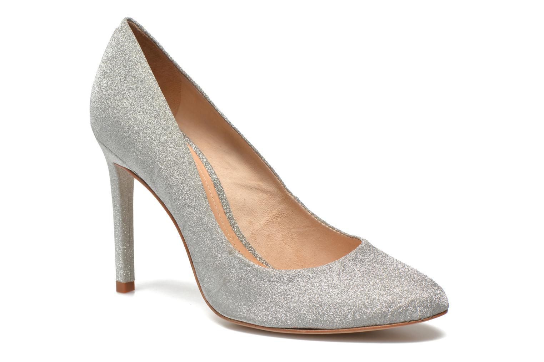 Zapatos de tacón COSMOPARIS Adora Plateado vista de detalle / par