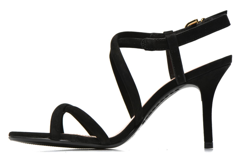Sandales et nu-pieds COSMOPARIS Adalina/vel Noir vue face