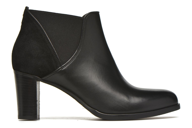 Bottines et boots COSMOPARIS Bamia/bi Noir vue derrière