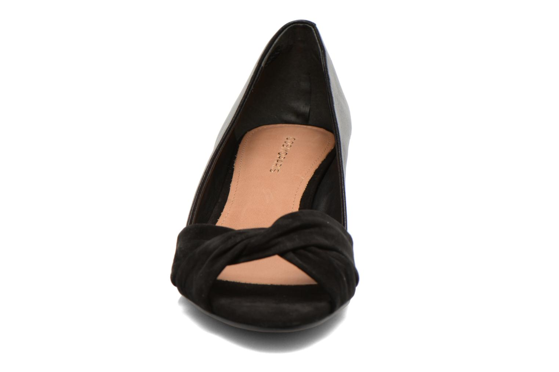 High heels COSMOPARIS Ataya/bi Black model view