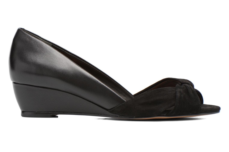 High heels COSMOPARIS Ataya/bi Black back view