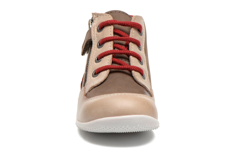 Stiefeletten & Boots Kickers Be French braun schuhe getragen