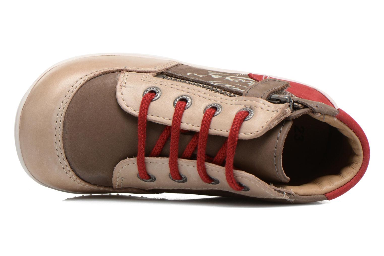 Stiefeletten & Boots Kickers Be French braun ansicht von links