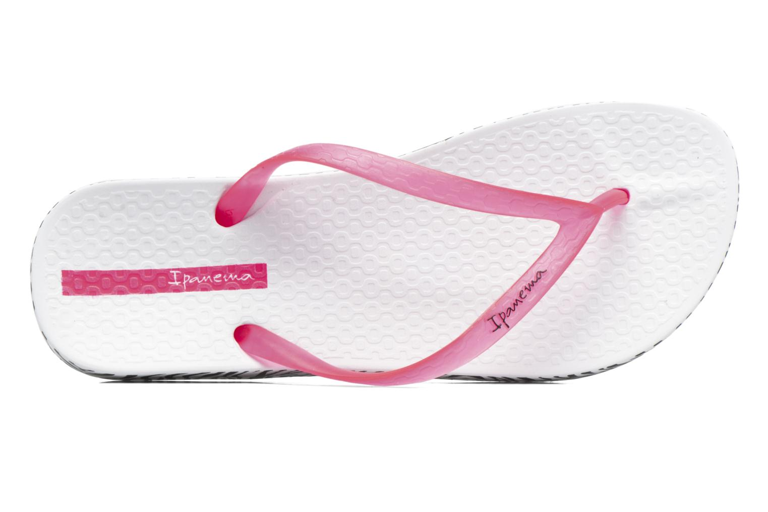 Flip flops Ipanema Anatomica Soft White view from the left