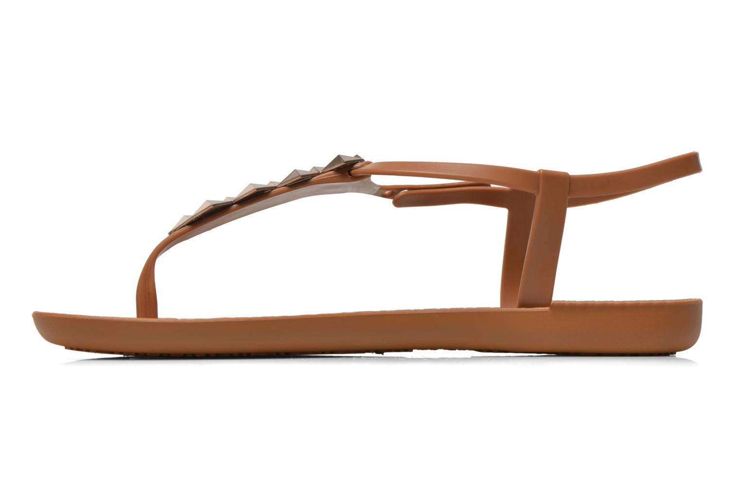 Sandals Ipanema Charm III Sandal Brown front view