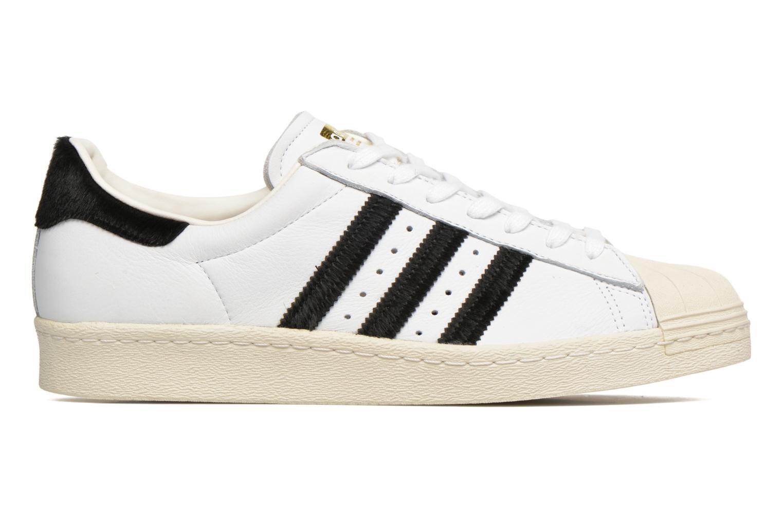 Sneakers Adidas Originals Superstar 80S Wit achterkant