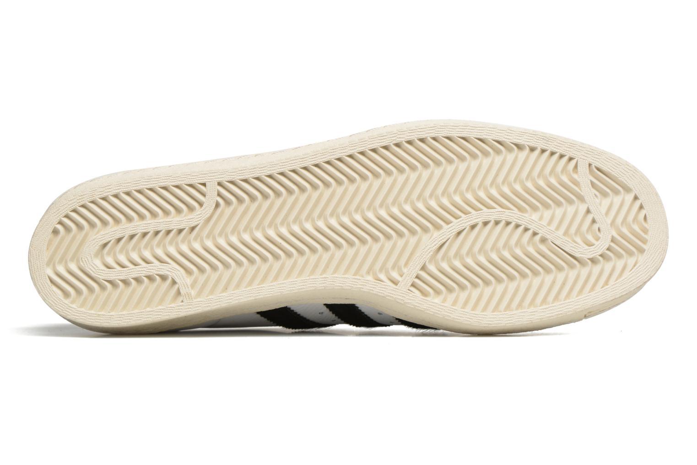 Sneakers Adidas Originals Superstar 80S Wit boven