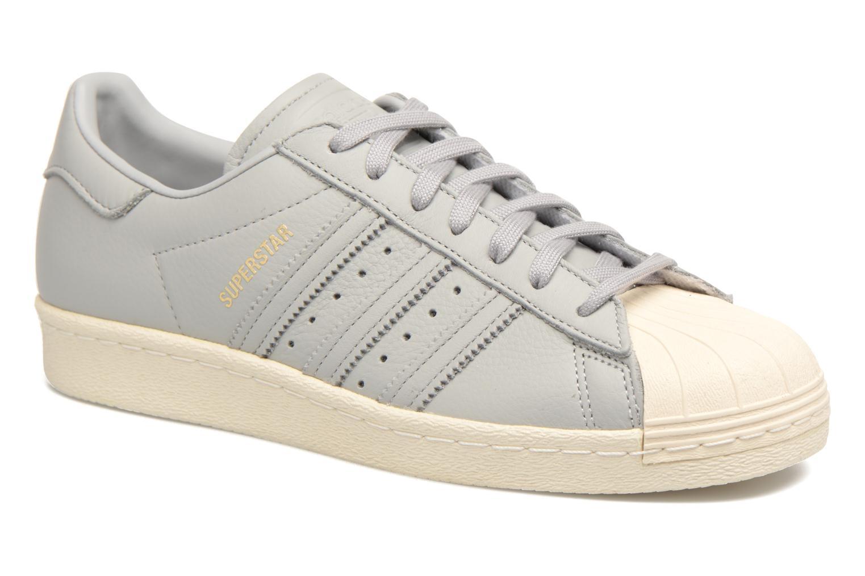 Grandes descuentos últimos zapatos Adidas Originals Superstar 80S (Gris) - Deportivas Descuento