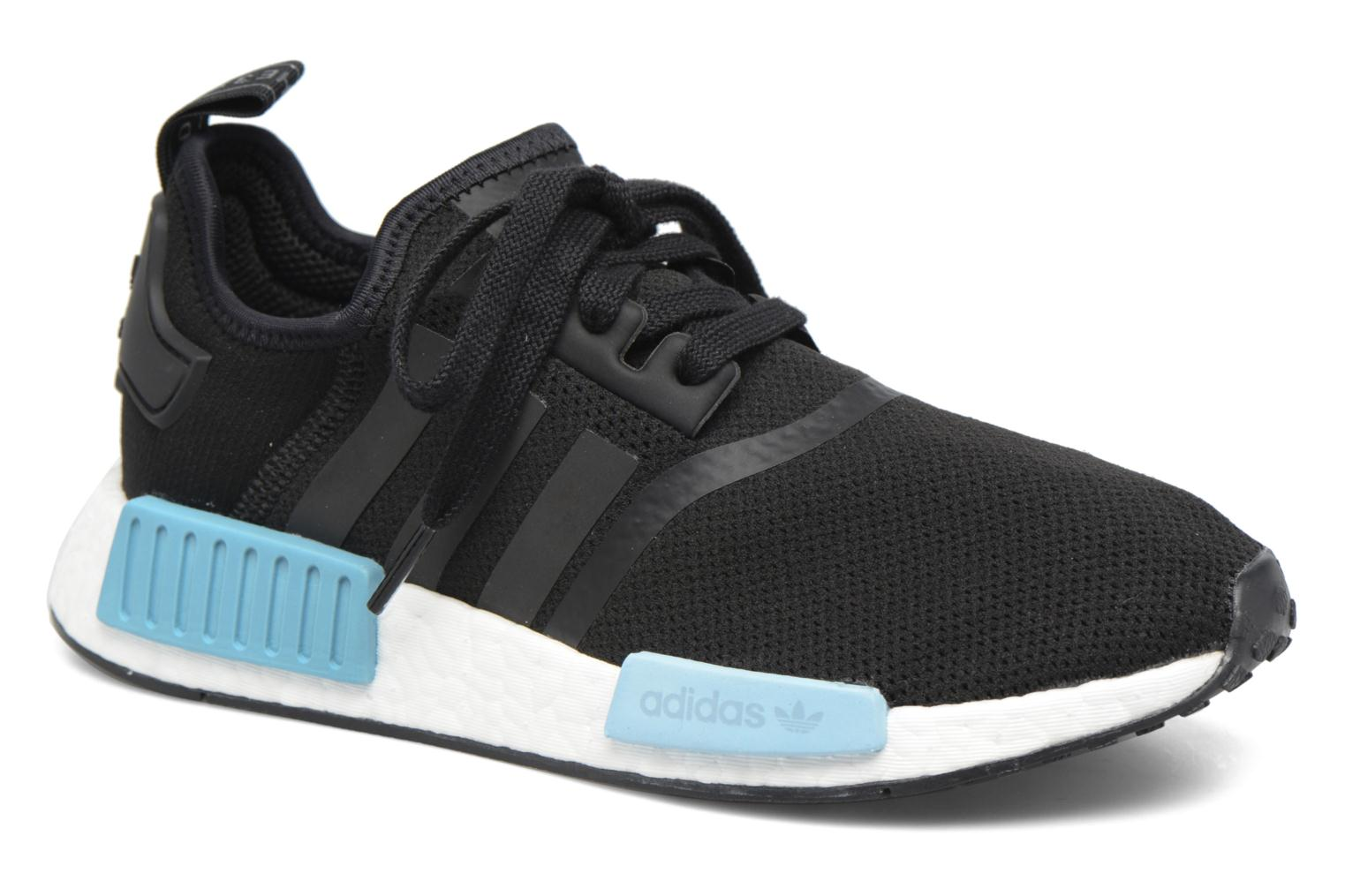 Trainers Adidas Originals Nmd_R1 W Blue detailed view/ Pair view