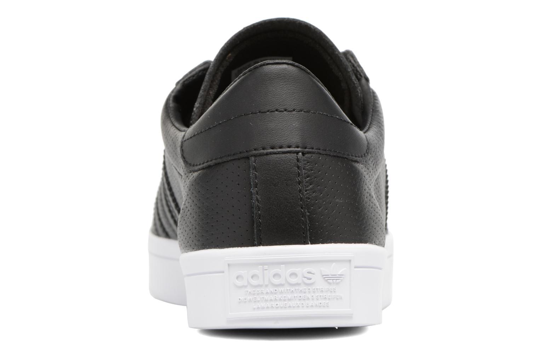 Sneakers Adidas Originals Court Vantage H Nero immagine destra