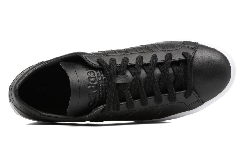 Sneakers Adidas Originals Court Vantage H Nero immagine sinistra