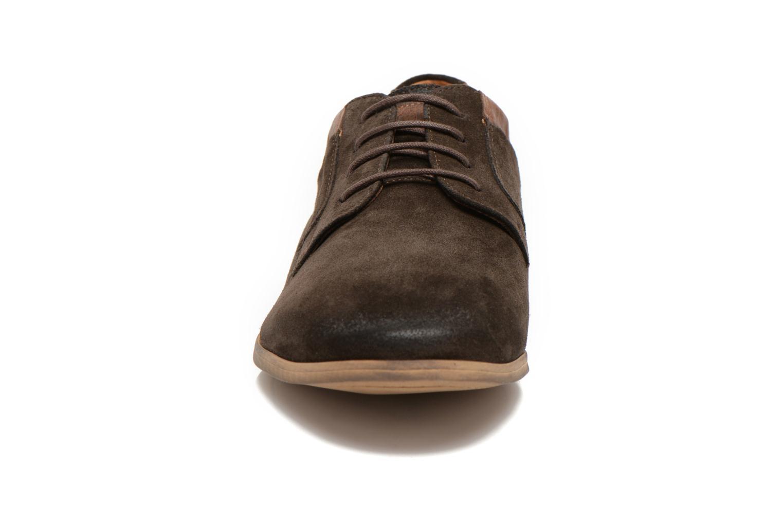 Chaussures à lacets Kost Epieu Marron vue portées chaussures