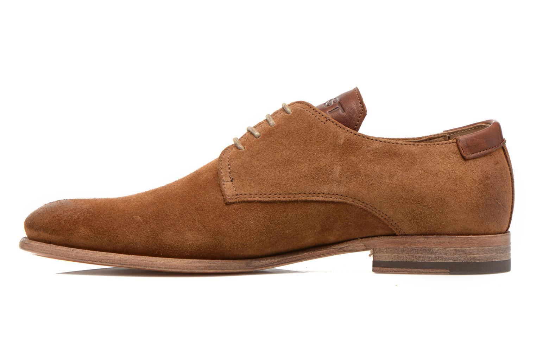 Zapatos con cordones Kost Snape Marrón vista de frente