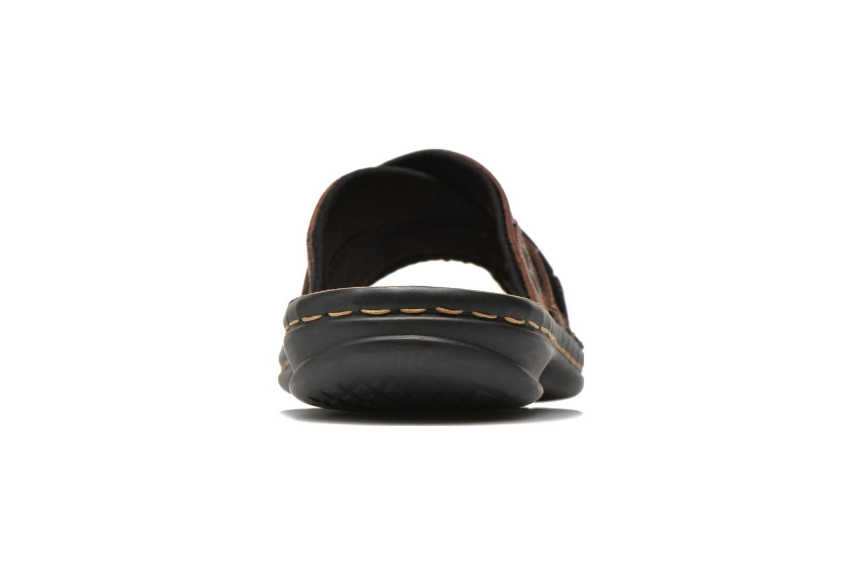 Sandalen TBS Easy Walk Benaix braun ansicht von rechts