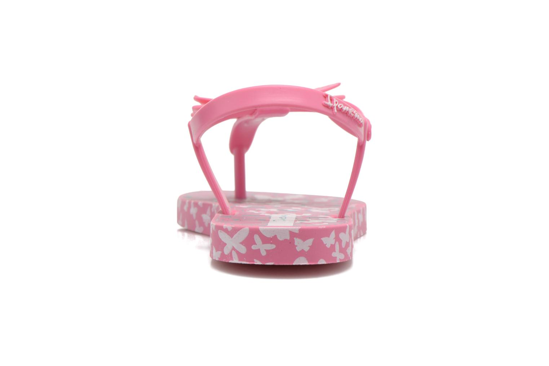 Charm Sandal IV Kids Pink/Pink/White