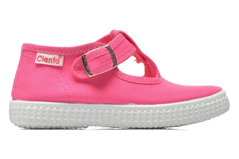 Sneakers Cienta Foliv Rosa immagine posteriore