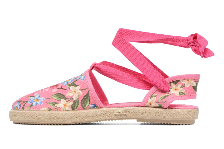 Sandales et nu-pieds Cienta Alicia Rose vue face