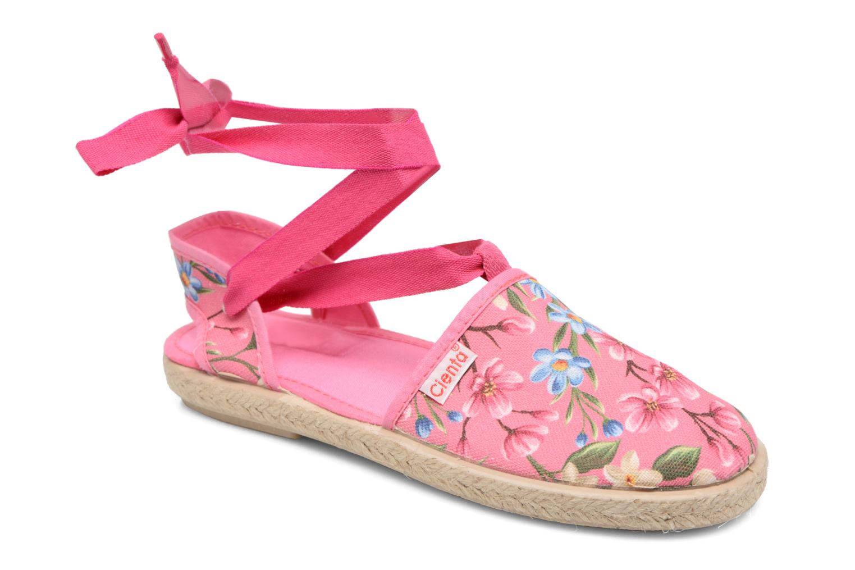 Sandales et nu-pieds Cienta Alicia Rose vue détail/paire