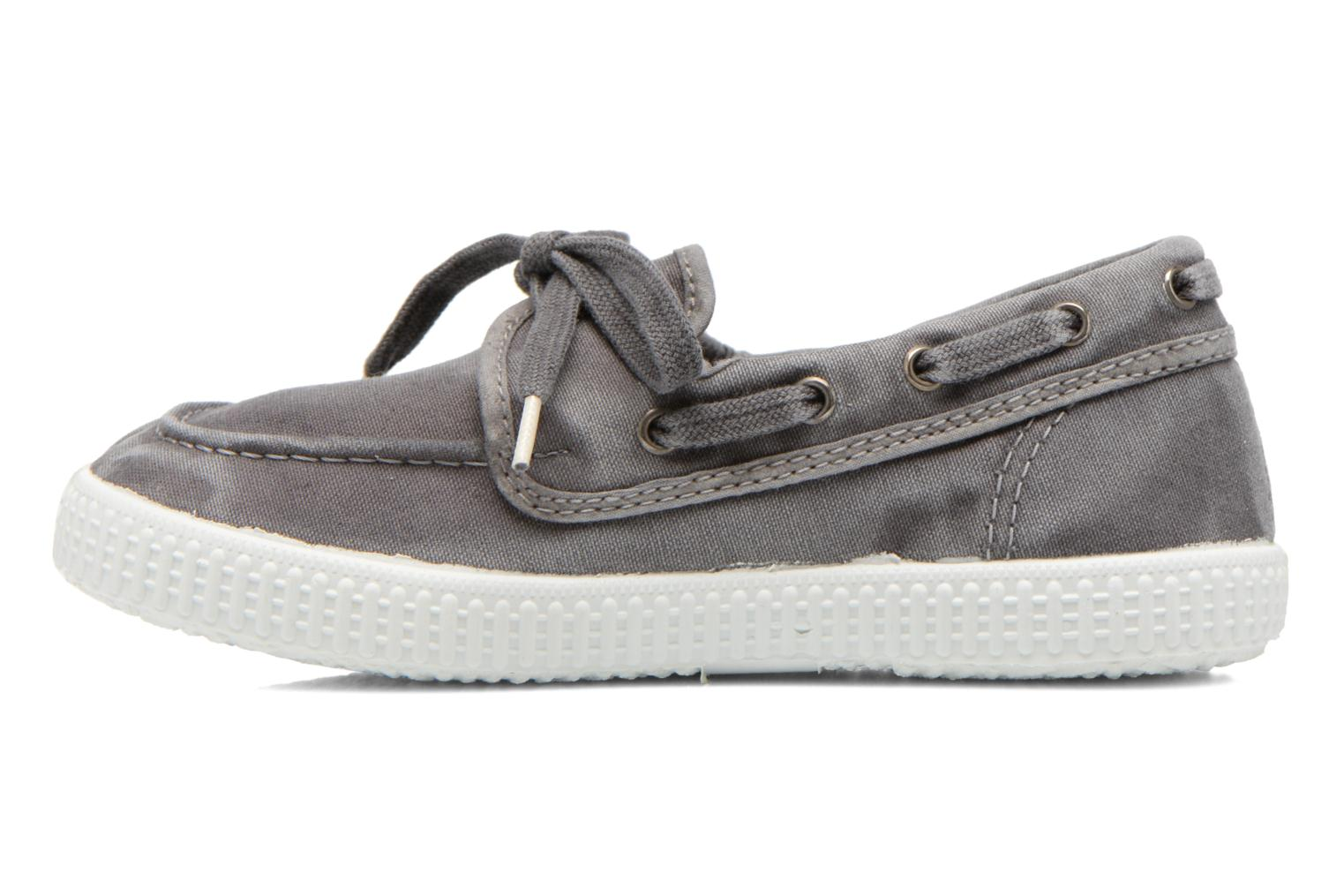 Lace-up shoes Cienta Martino Grey front view