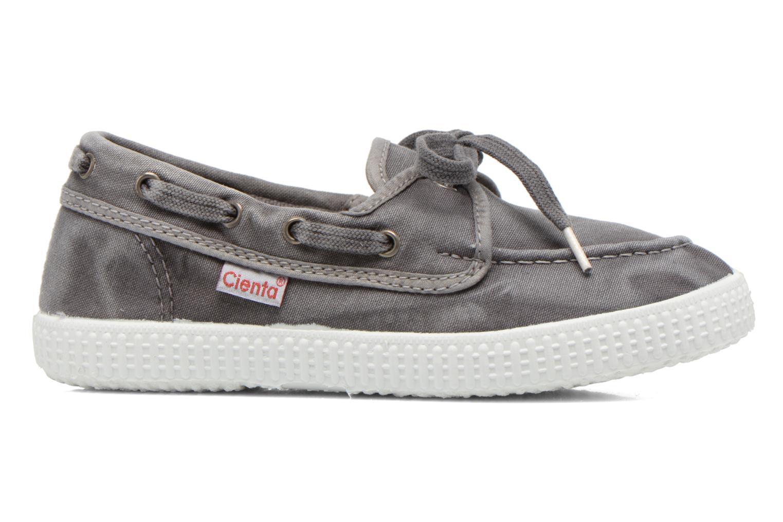 Lace-up shoes Cienta Martino Grey back view