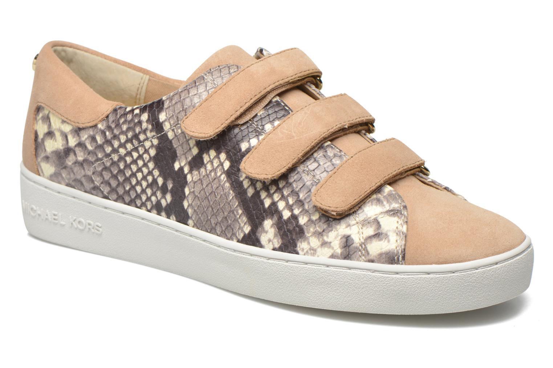 Baskets Michael Michael Kors Craig Sneaker Marron vue détail/paire