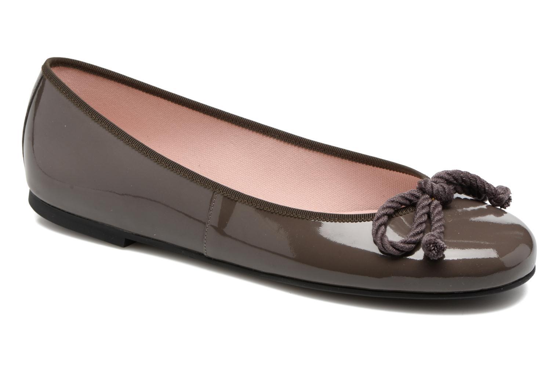 Zapatos promocionales Pretty Ballerinas Rosario (Gris) - Bailarinas   Gran descuento