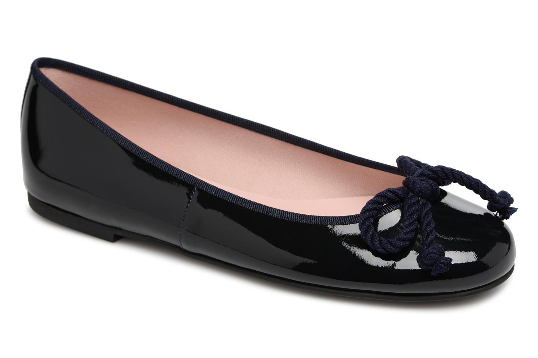 Zapatos promocionales Pretty Ballerinas Rosario (Azul) - Bailarinas   Descuento de la marca