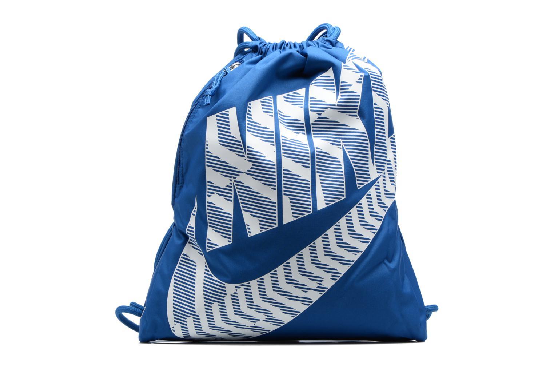 Borsa da palestra Nike NIKE HERITAGE GYMSACK Azzurro vedi dettaglio/paio