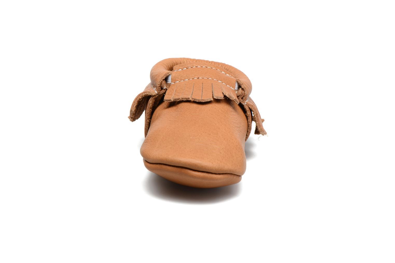 Chaussons Hippie Ya Mocassins Marron vue portées chaussures