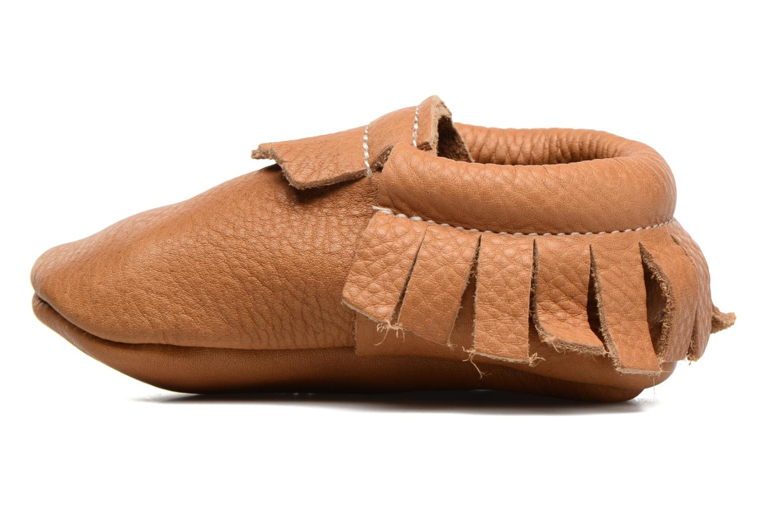 Mocassins Cannelle