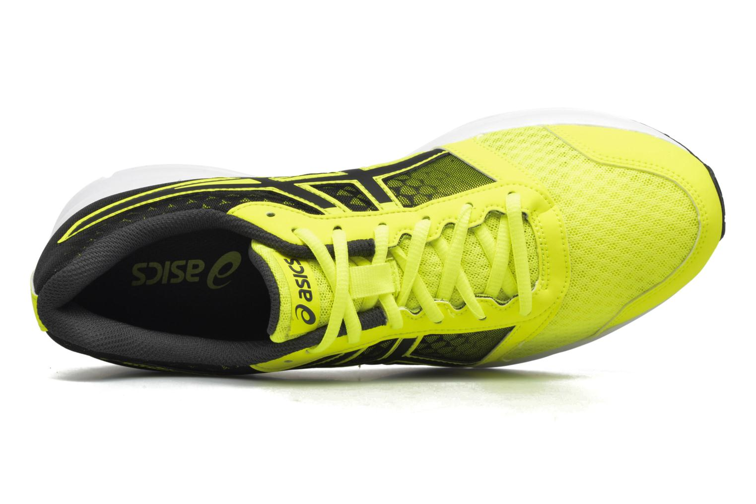 Sport shoes Asics Patriot 8 Yellow view from the left