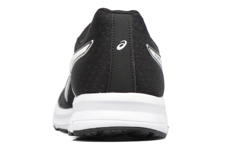 Zapatillas de deporte Asics Patriot 8 Negro vista lateral derecha