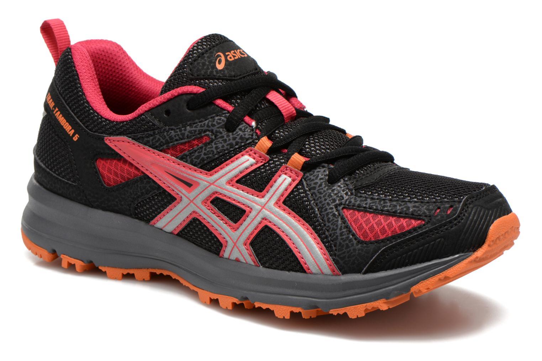 Chaussures de sport Asics Trail-Tambora 5 Noir vue détail/paire