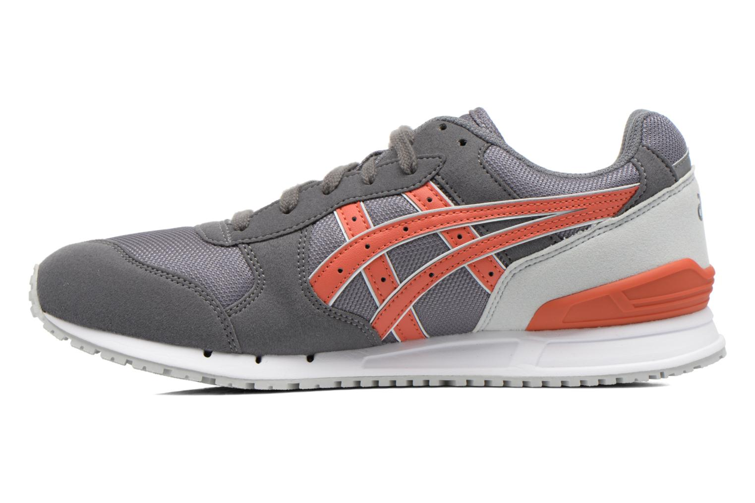 Trainers Asics Gel-Classic Grey front view
