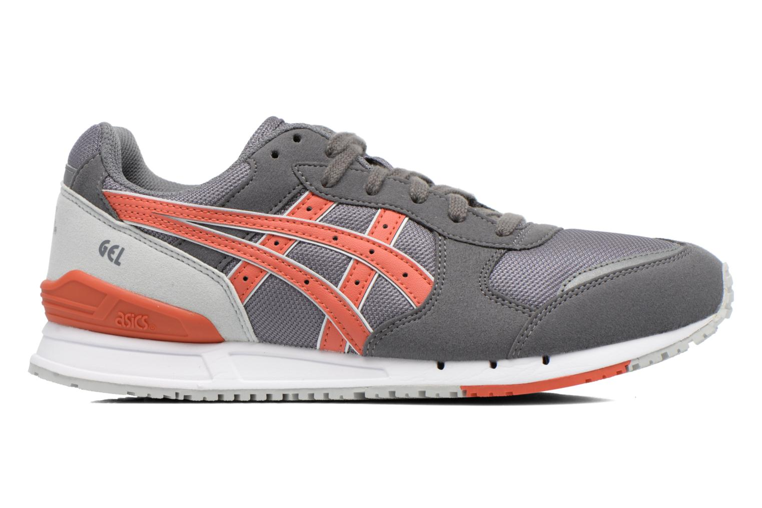 Trainers Asics Gel-Classic Grey back view