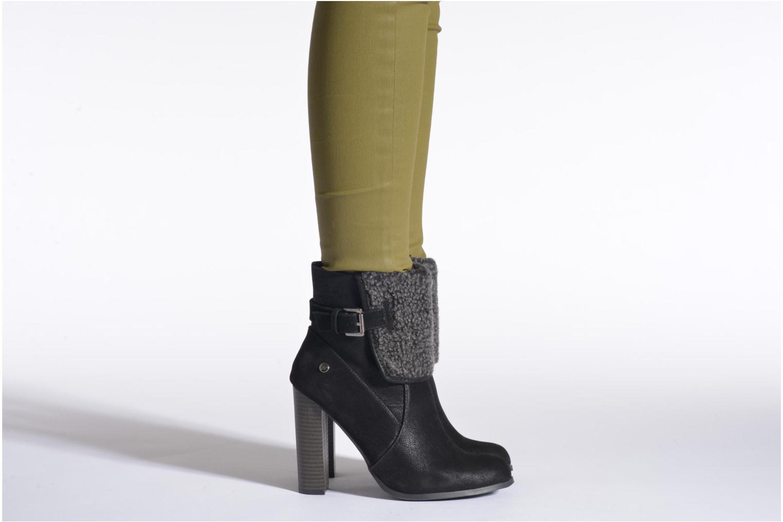 Bottines et boots Blink Esta Noir vue bas / vue portée sac