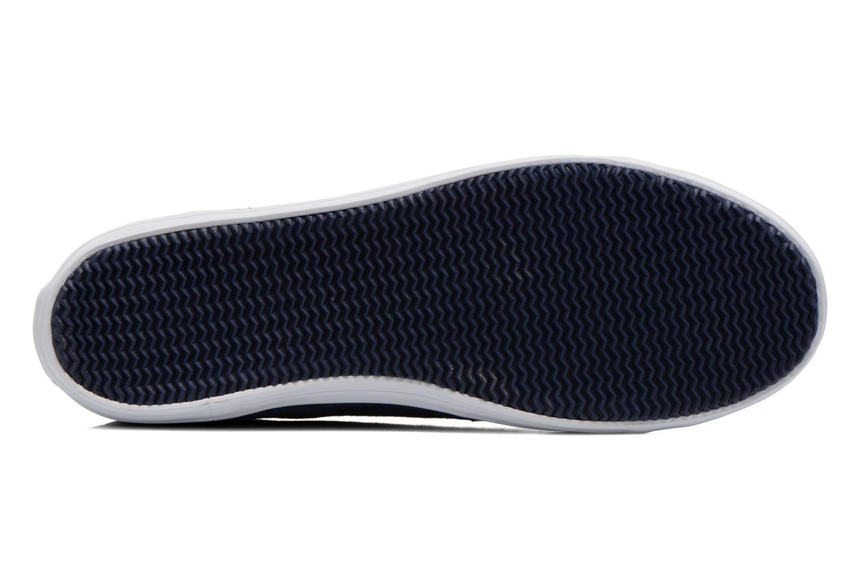 Baskets Lacoste Ziane Sneaker 116 2 Bleu vue haut