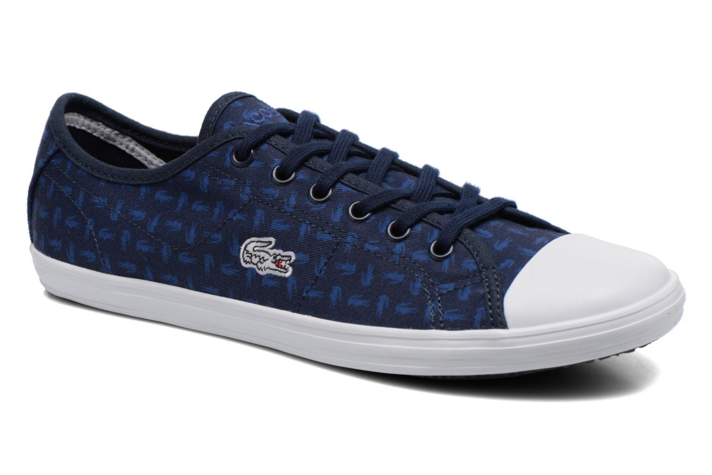 Baskets Lacoste Ziane Sneaker 116 2 Bleu vue détail/paire