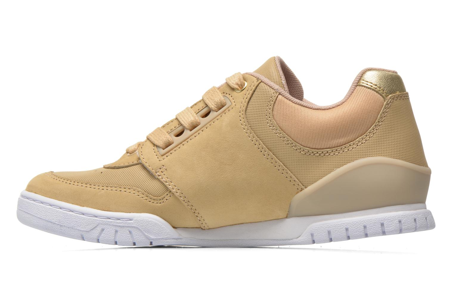 Trainers Lacoste Indiana 116 G2 Beige front view