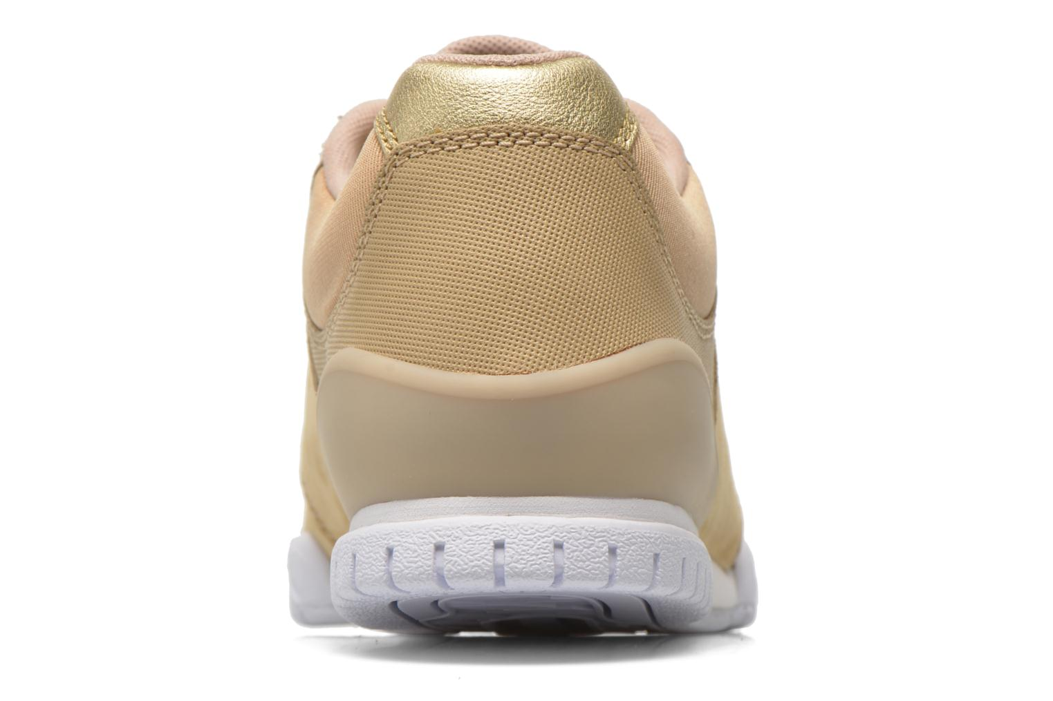 Baskets Lacoste Indiana 116 G2 Beige vue droite