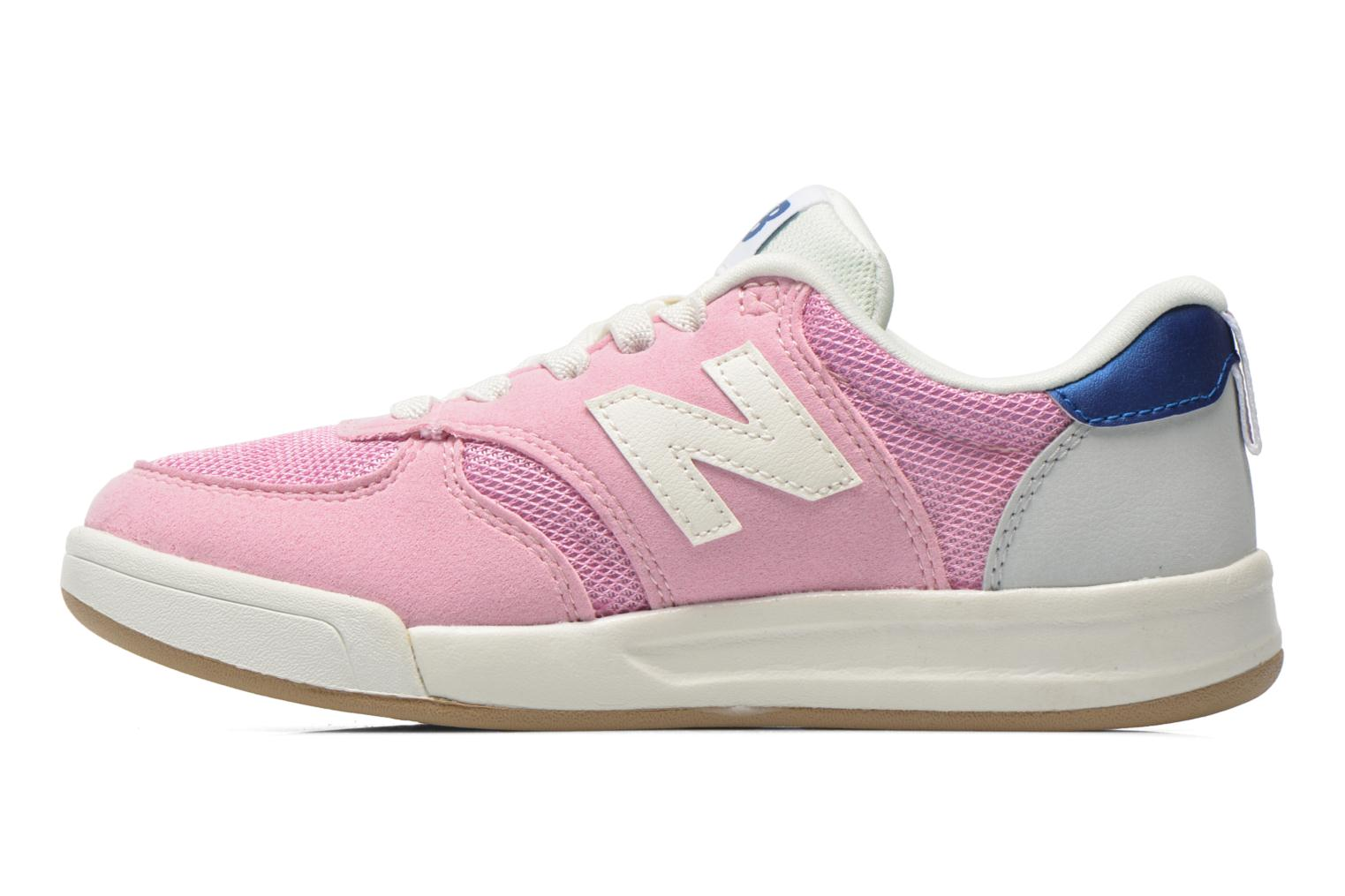 Sneakers New Balance KT300 J Rosa immagine frontale