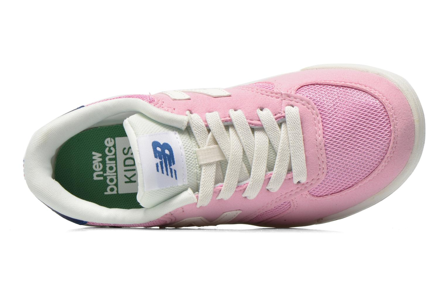 Sneakers New Balance KT300 J Rosa immagine sinistra