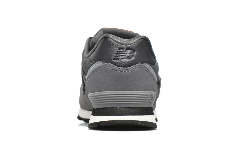 Sneakers New Balance KV574 J Grigio immagine destra