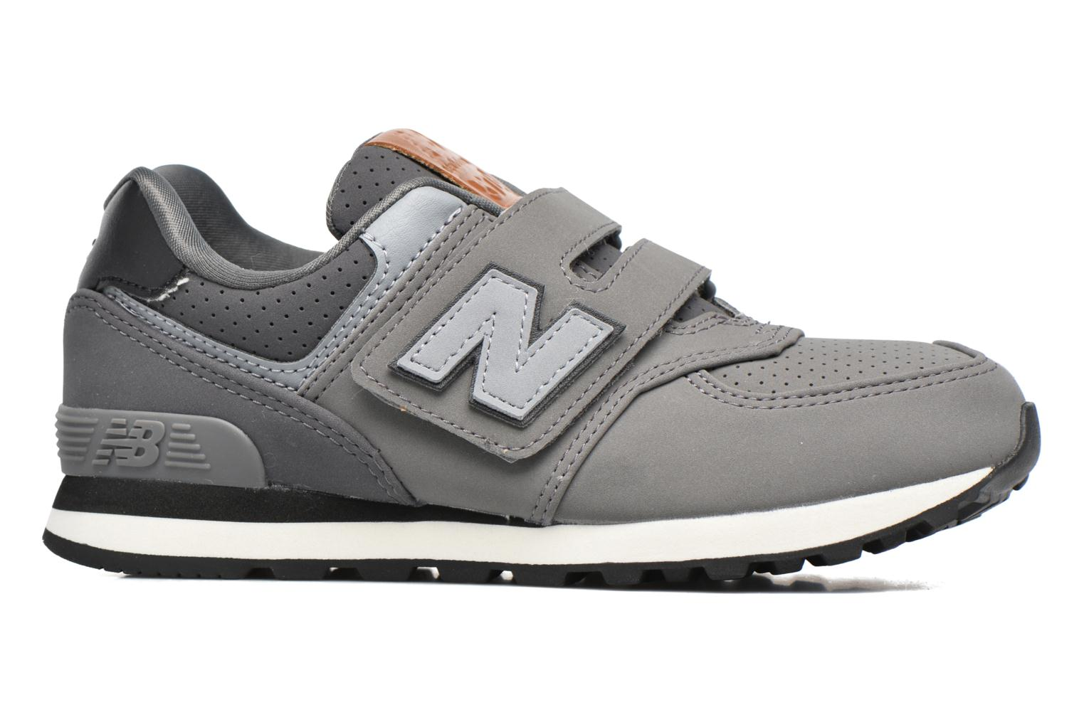 Trainers New Balance KV574 J Grey back view