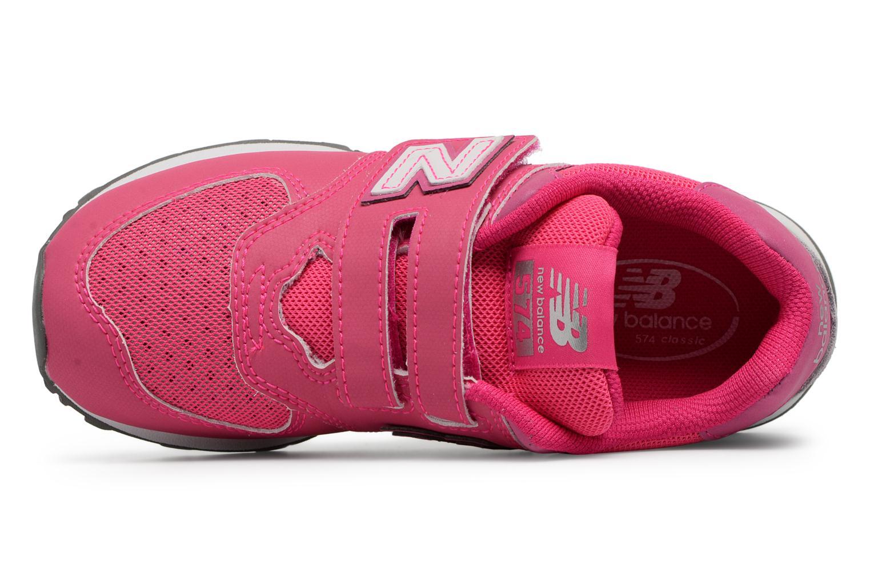 KV574 J Pink/Grey