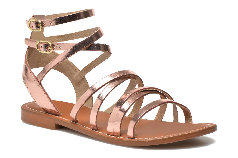 Zapatos promocionales L'Atelier Tropézien Juliette (Rosa) - Sandalias   Zapatos de mujer baratos zapatos de mujer