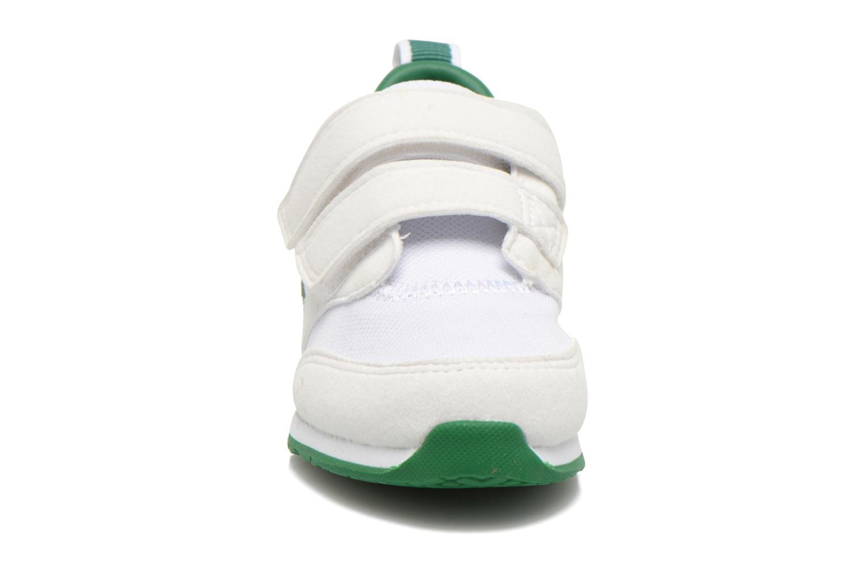 Baskets Lacoste L.ight 116 1 Spi Blanc vue portées chaussures