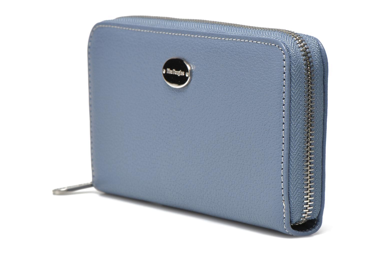 Portemonnaies & Clutches Mac Douglas BUNI Bonheur Portefeuille blau schuhe getragen