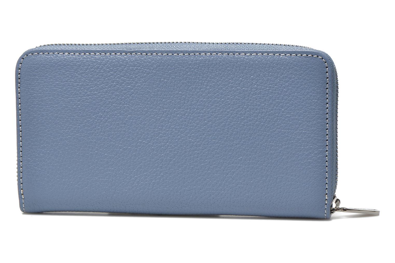 Portemonnaies & Clutches Mac Douglas BUNI Bonheur Portefeuille blau ansicht von vorne