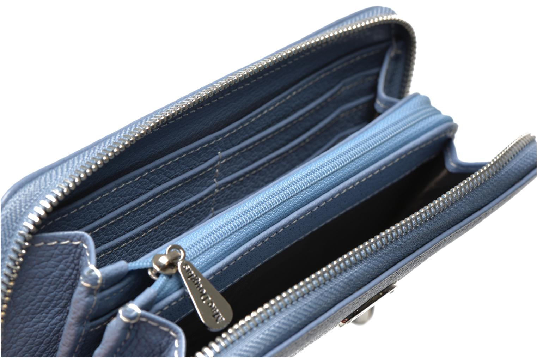 Portemonnaies & Clutches Mac Douglas BUNI Bonheur Portefeuille blau ansicht von hinten